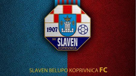 Logo Slaven Koprivnica. - INDOSPORT