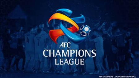 Logo Liga Champions Asia - INDOSPORT
