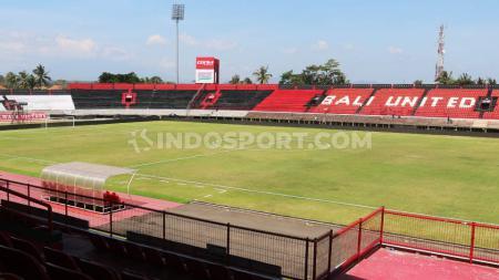 CEO Klub Liga 1 Bali United, Yabes Tanuri membenarkan rencana Lalenok United meminjam Stadion Kapten I Wayan Dipta, Gianyar. - INDOSPORT