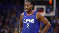 Indosport - NBA: Kawhi Leonard menjadi bintang kemenangan Los Angeles Clippers atas Utah Jazz 105-94, Senin (04/11/19) pagi WIB.
