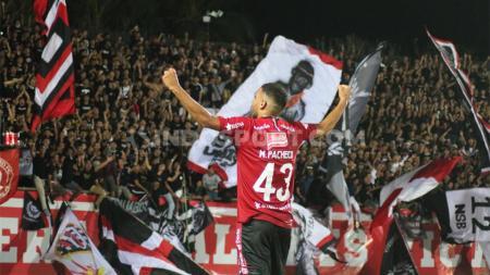 Bali United mendapatkan kabar baik setelah empat tim asal Iran mengancam mundur dari Liga Champions Asia 2020. - INDOSPORT