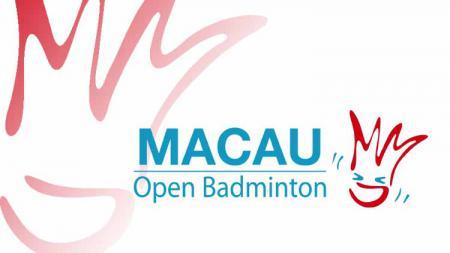 Logo Macau Open 2019. - INDOSPORT