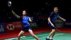 Indosport - Ganda campuran Malaysia, Tan Kian Meng/Lai Pei Jing beri 'tamparan' kepada BAM usai membanggakan di Swiss Open hingga formasi AC Milan ditangan Marcelino Garcia.