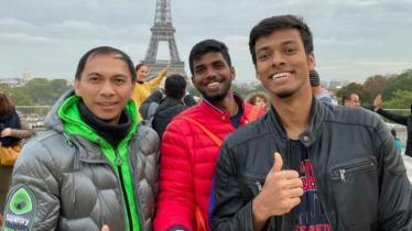 Satwiksairaj Rankireddy/Chirag Shetty, yang merupakan didikan legenda Indonesia, Flandy Limpele, sukses mencetak rekor meskipun tersingkir dari Hong Kong Open. - INDOSPORT