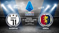 Indosport - Berikut prediksi pertandingan Juventus vs Genoa dipekan ke-10 Serie A Italia, Kamis (31/10/19) WIB