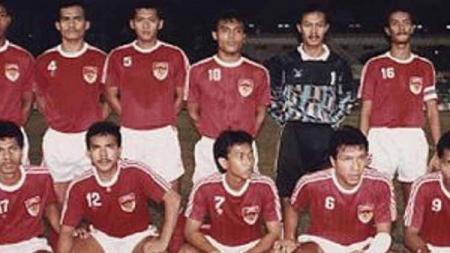 Latihan Gila Shin Tae-yong Masih Belum Apa-apa Ketimbang era 1991, Disiksa Bak Tentara. - INDOSPORT