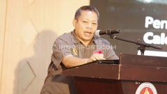 Indosport - Profil Sarman El Hakim, calon ketua umum (caketum) PSSI periode 2019-2023.