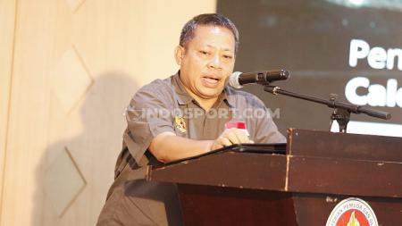 Profil Sarman El Hakim, calon ketua umum (caketum) PSSI periode 2019-2023. - INDOSPORT