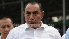 Indosport - Edy Rahmayadi berharap PSMS Medan kembali menggelar latihan tim pasca diliburkan Oktober 2020 lalu.
