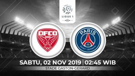 Berikut prediksi pertandingan Ligue 1 Prancis pekan ke-12 antara Dijon FCO vs Paris Saint-Germain - INDOSPORT