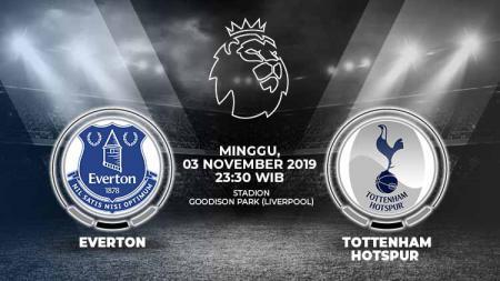 Tottenham Hotspur akan kembali melanjutkan kiprahnya di Liga Inggris musim 2019-2020 dengan bertandang ke Goodison Park, markas Everton, pada pekan ke-11. - INDOSPORT