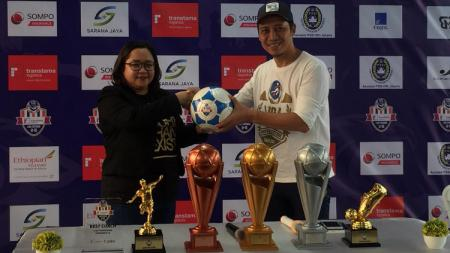 Direktur.Liga Top Skor U-15, Yusuf Kurniawan. - INDOSPORT
