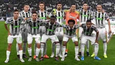 Klub Serie A Liga Italia, Juventus dilanda badai cedera jelang menghadapi tim LaLiga Spanyol, Atletico Madrid di Liga Champions. - INDOSPORT