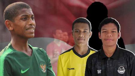 3 Bek Kanan Pengganti Alfin Lestaluhu di Timnas Indonesia U-16. - INDOSPORT