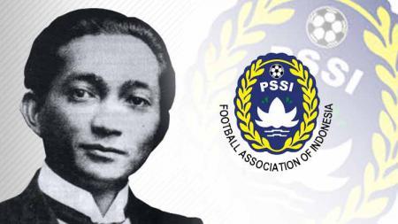 Soeratin Sosrosoegondo adalah sosok yang sangat berjasa bagi sepak bola Indonesia karena sudah mendirikan PSSI. - INDOSPORT