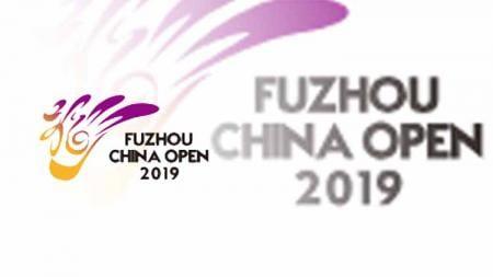 Logo Fuzhou China Open - INDOSPORT