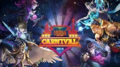 Indosport - Mobile Legends Bang Bang Carnival 2019 turut sambangi Surabaya.