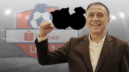 Mochamad Iriawan alias Iwan Bule, selaku Ketua Umum PSSI, mendapat pembelaan dari PT Liga Indonesia Baru (LIB), terkait isu miring dirinya yang banyak disebut acuhkan Liga 1. - INDOSPORT
