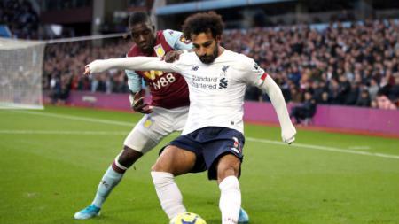 Kualitas dianggap rata rata, Jurgen Klopp diharapkan tidak menurunkan Mohamed Salah di laga lanjutan Liverpool. - INDOSPORT