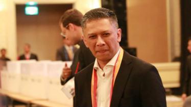 Iwan Budianto resmi jadi Wakil Ketua INAFOC.
