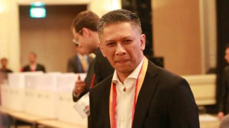 Iwan Budianto resmi jadi Wakil Ketua INAFOC. - INDOSPORT