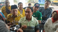 Indosport - Menpora Zainudin Amali menurunkan target medali emas kontingan Indonesia di SEA Games 2019.