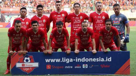 Sejumlah alasan nampak menguatkan peluang Persija Jakarta untuk mengalahkan Persela Lamongan dalam laga Liga 1 2019, Juma (15/11/19) sore nanti. - INDOSPORT