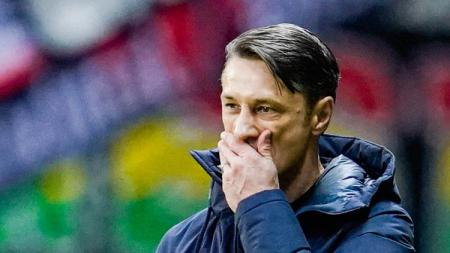 Mantan pelatih Bayern Munchen, Niko Kovac, nonton langsung pertandingan Liga Inggris antara Everton vs Chelsea, Sabtu (07/12/19). - INDOSPORT