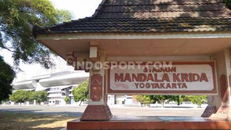 Stadion Mandala Krida, Yoyakarta, salah satu calon venue Piala Dunia U-20 2021. - INDOSPORT