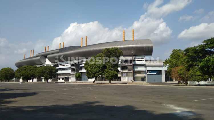 Stadion Mandala Krida Yoyakarta. Copyright: Abdurrahman Ranala/INDOSPORT