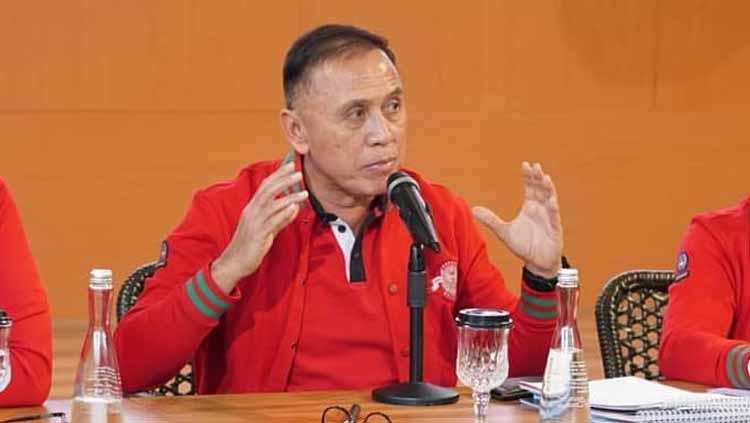 Ketum PSSI 2019-2023 terpilih, Mochamad Iriawan alias Iwan Bule. Copyright: Instagram@mochamadiriawan84