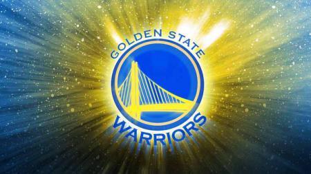 Logo Golden State Warriors, tim basket NBA. - INDOSPORT