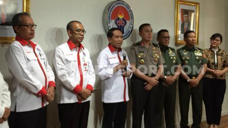 Indonesia Gagal Capai Target di SEA Games 2019, Ini Pembelaan Menpora Zainudin Amali. - INDOSPORT