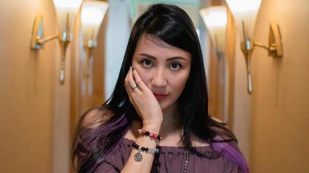 Aktris Indonesia, Sharena Delon. - INDOSPORT