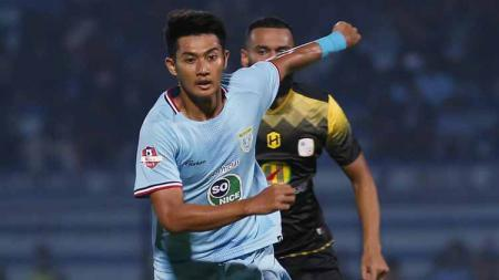 Laga pertandingan antara Persela Lamongan vs Barito Putera, Senin (04/11/19). - INDOSPORT