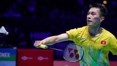 Indosport - Ng Ka Long Angus, pebulu tangkis Hong Kong keturunan Indonesia