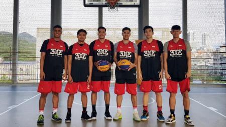 Skuat Timnas Basket Indonesia 3x3 - INDOSPORT