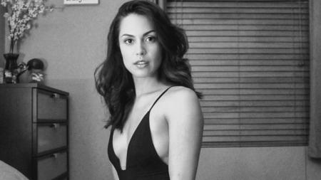 Raquel Pomplun, model dewasa dari Amerika Serikat - INDOSPORT