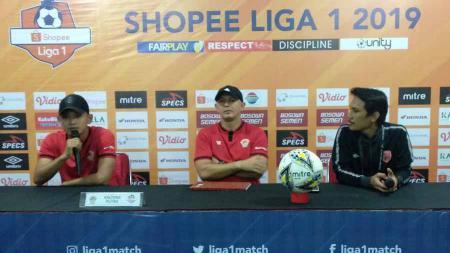 Konferensi Pers Kalteng Putra sebelum melawan PSM Makassar. - INDOSPORT