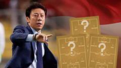 Indosport - 4 Pemain Bintang Timnas Indonesia yang Tak Dipanggil Shin Tae-yong