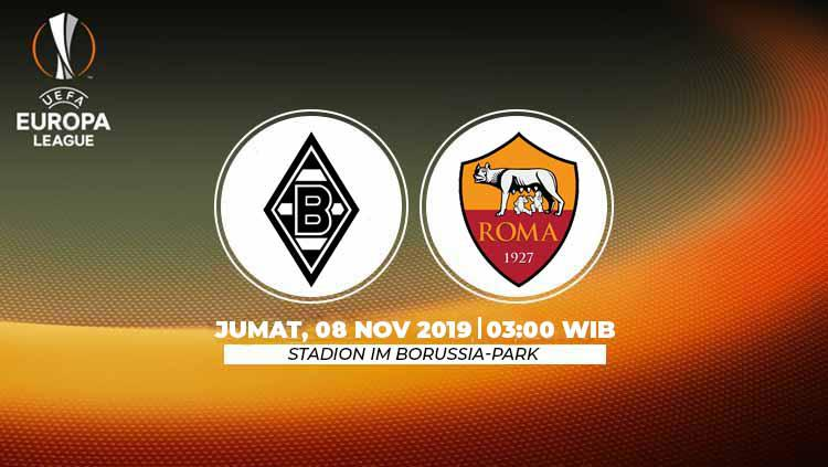 Xem lại Monchengladbach vs AS Roma highlights & video