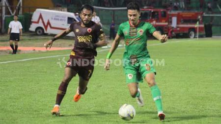 PSM Makassar vs Kalteng Putra di Liga 1 2019. - INDOSPORT
