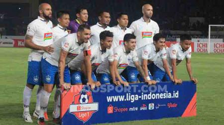 Manajemen PSIS Semarang meminta maaf kepada seluruh pecinta klub berjuluk Laskar Mahesa Jenar karena finish tidak sesuai target di klasemen akhir Liga 1 2019. - INDOSPORT