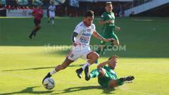 Indosport - Winger Bali United, Stefano Lilipaly, mengatakan timnya punya motivasi tinggi menuju Piala AFC 2021.