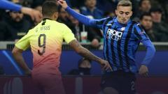 Indosport - Hasil Pertandingan Liga Champions Atalanta vs Manchester City