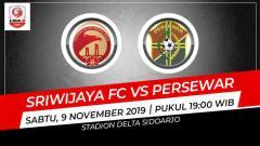 Indosport - Kompetisi babak 8 besar Liga 2 2019 di Grup A akan mempertemukan Sriwijaya FC vs Persewar Waropen. Berikut link live streaming pertandingan tersebut.