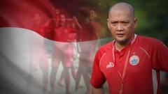 Indosport - Asisten pelatih Persija Jakarta, Sudirman