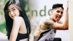 Indosport - Cyndyana Lorens dan Daniel Timothy Wenas, pebasket asal Indonesia