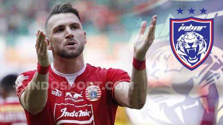 Top 5 News: Marko Simic berpeluang gabung tim Malaysia, Johor Darul Tazim - INDOSPORT