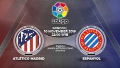 Indosport - Atletico Madrid wajib menjadikan laga melawan Espanyol dalam pekan ke-12 LaLiga Spanyol, Minggu (10/11/19) pukul 22.00 WIB, menjadi titik balik kebangitan.